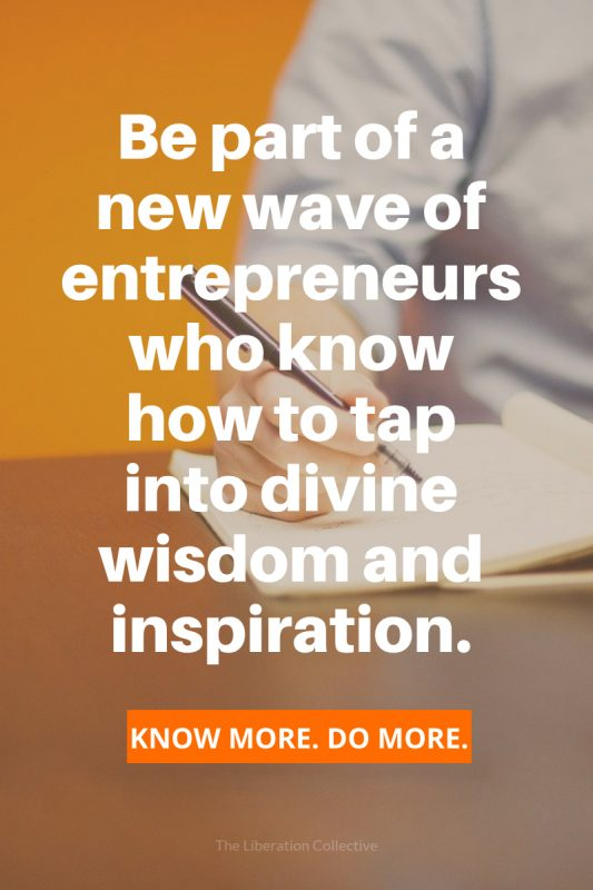 There's a new wave of entrepreneurs who are full of hope and understanding for a new age...